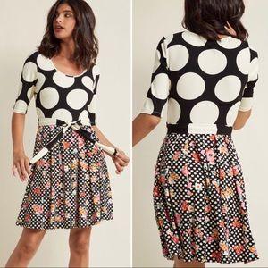 ModCloth Elemental A-Line Dress